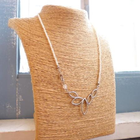 淡水パールのネックレス