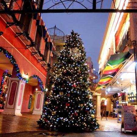 クリスマス01 ツリー