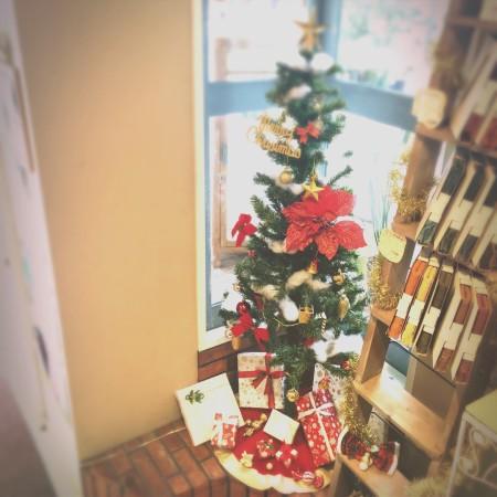 2015.1214.6 kukuruloco松尾店 クリスマスツリー