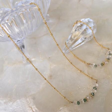 ネックレス 水晶