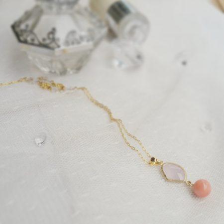 珊瑚 サンゴ ハンドメイド ネックレス coral handmade