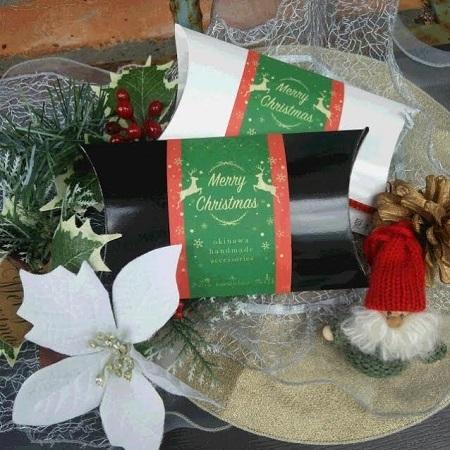 クリスマスBOX 贈り物 アクセサリー