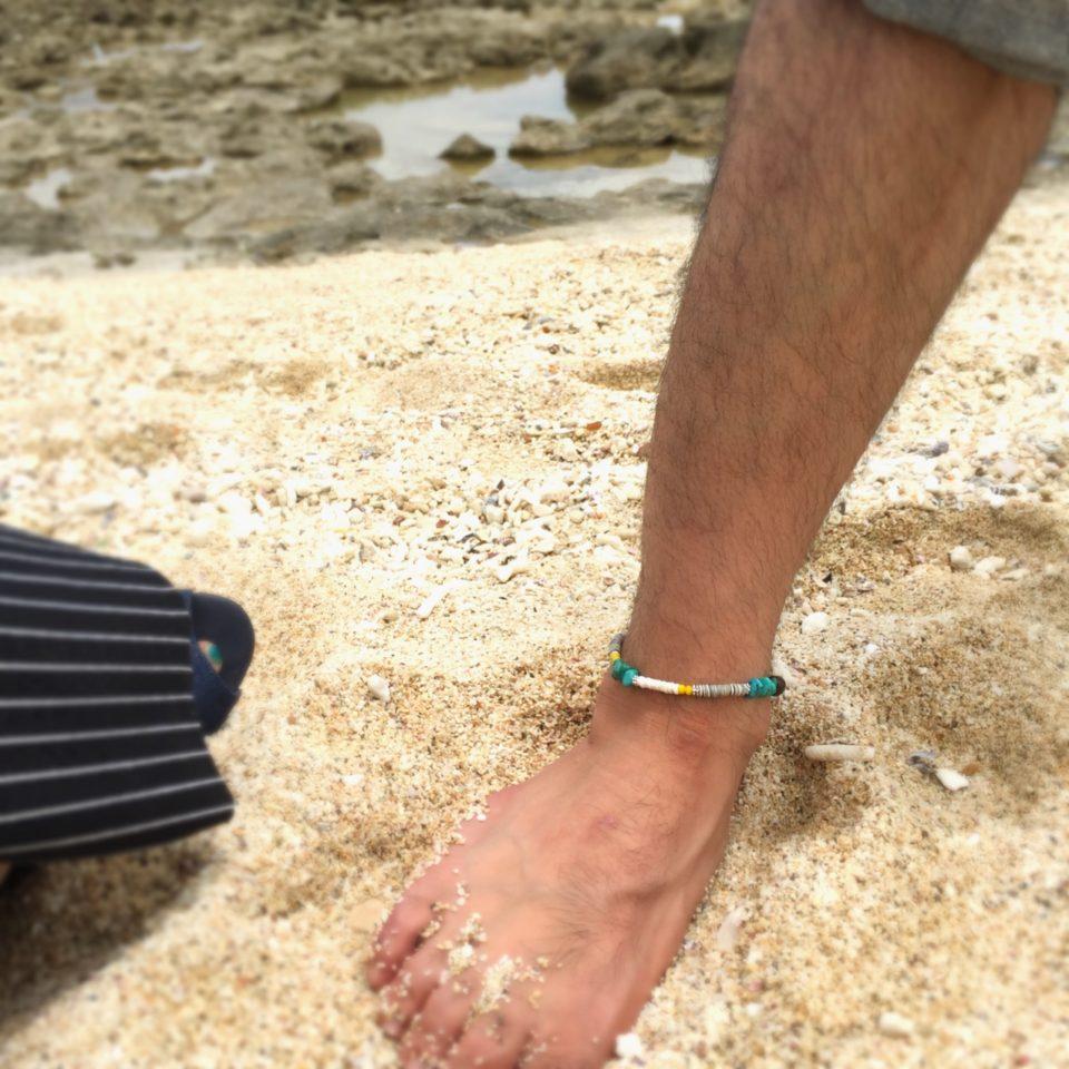 JEENAR 沖縄 ハンドメイドアクセサリー ターコイズ 天然石